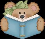 bearreadingbook