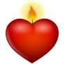 heartcandle
