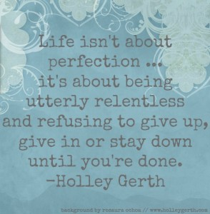 Holley quote
