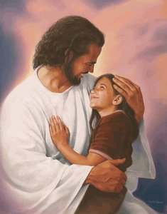In Jesus arms