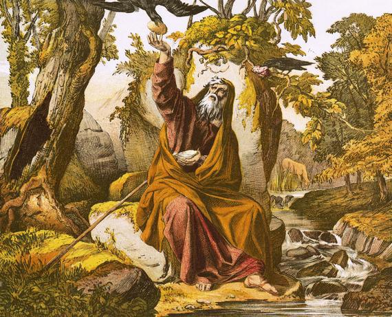 God's Supply and Love to Elijah