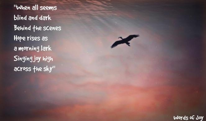 Joy's poem